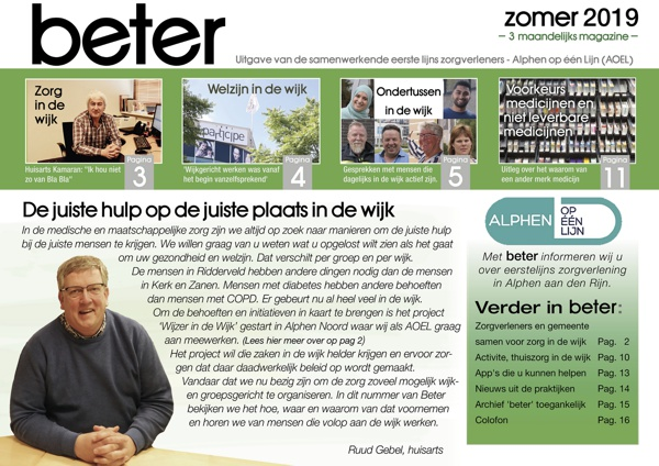 BETER zomer19 cover